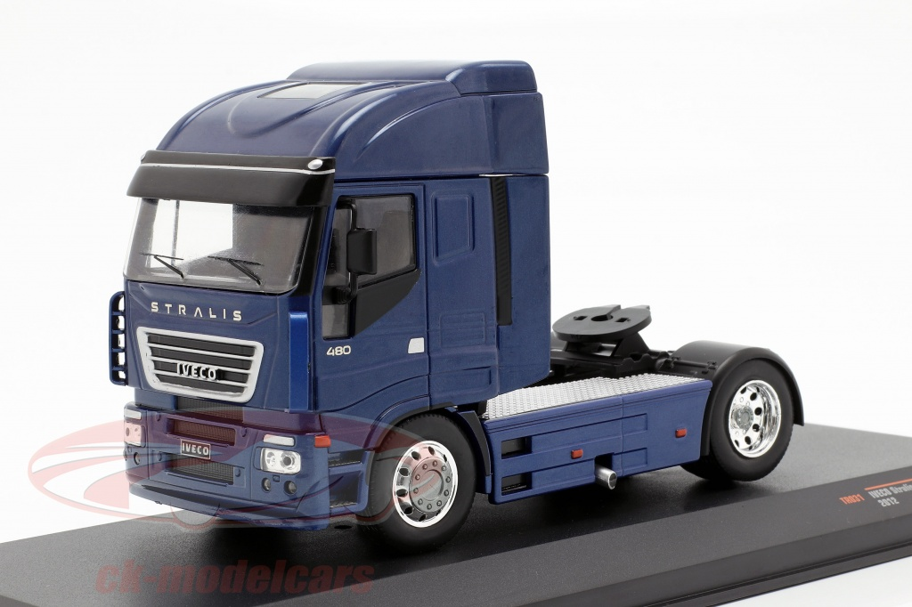 ixo-1-43-iveco-stralis-caminhao-ano-de-construcao-2012-azul-metalico-tr031/