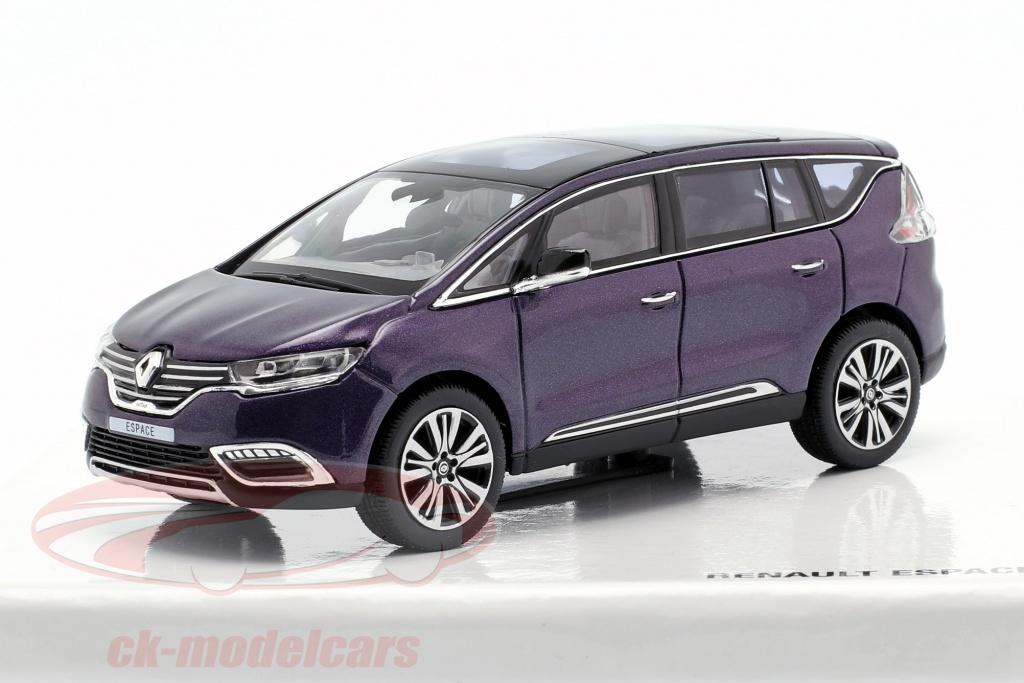 norev-1-43-renault-espace-initiale-paris-concept-car-2014-violett-metallic-7711578130/