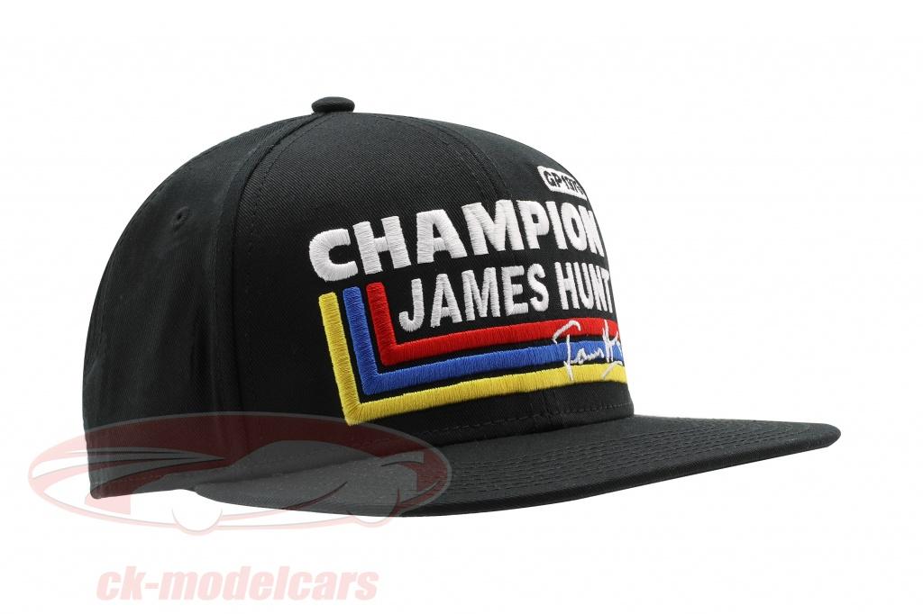 james-hunt-cap-silverstone-no11-britisk-gp-verdensmester-formel-1-1976-sort-jh-19-030/