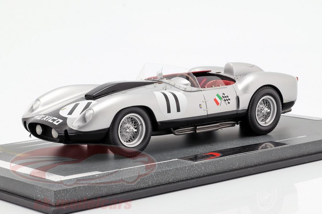 bbr-models-1-18-ferrari-250-tr58-no11-12h-sebring-1959-rodriguez-oshea-bbrc1816b/