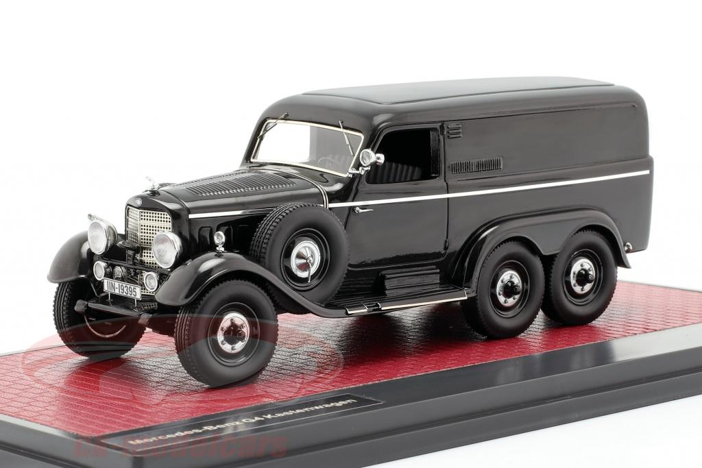 matrix-1-43-mercedes-benz-g4-furgoneta-w31-ano-de-construccion-1939-negro-mx41302-082/