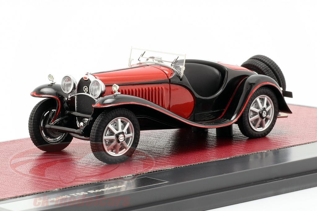 matrix-1-43-bugatti-t55-roadster-anno-di-costruzione-1932-rosso-nero-mx40205-072/