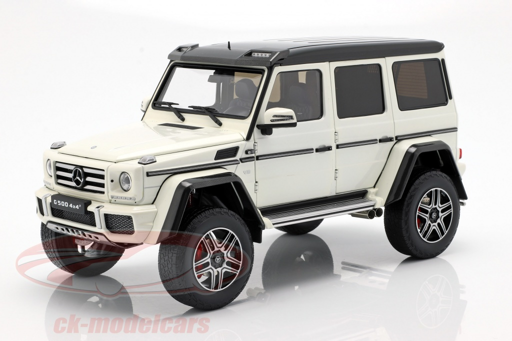 almost-real-1-18-mercedes-benz-g500-4x4-concept-annee-de-construction-2015-polaire-blanc-alm820203/