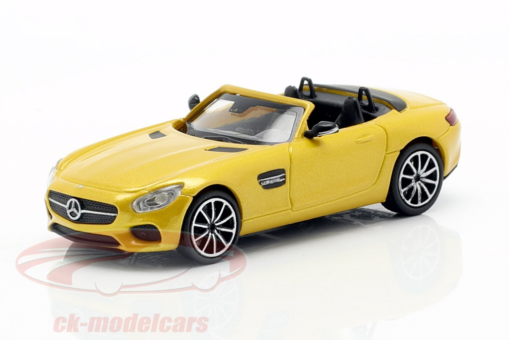 minichamps-1-87-mercedes-benz-amg-gt-s-roadster-year-2015-yellow-metallic-870037132/