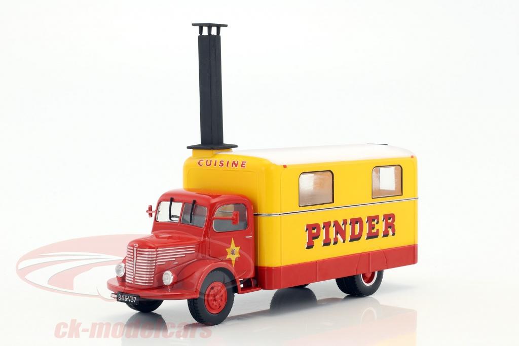 direkt-collections-1-43-unic-zu-51-keuken-vrachtwagen-pinder-circus-bouwjaar-1952-geel-rood-pinc02/
