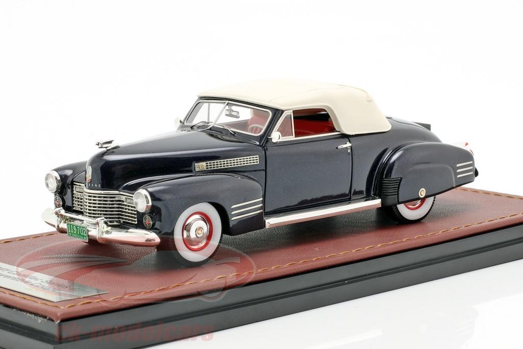 great-lighting-models-1-43-cadillac-series-62-convertible-closed-top-annee-de-construction-1941-bleu-fonce-glm119702/