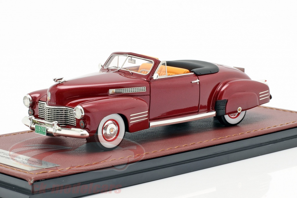 great-lighting-models-1-43-cadillac-series-62-cabriolet-open-top-opfrselsr-1941-mrk-rd-glm119703/