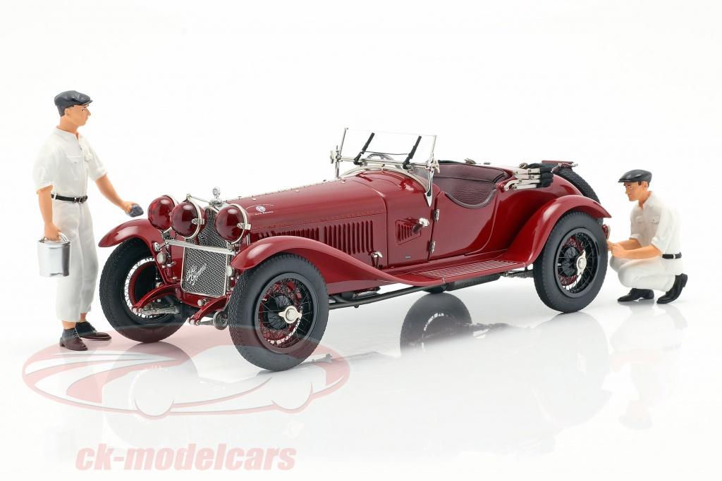 cmc-1-18-classic-garage-inclusief-alfa-romeo-6c-1750-gs-bouwjaar-1930-a-015/