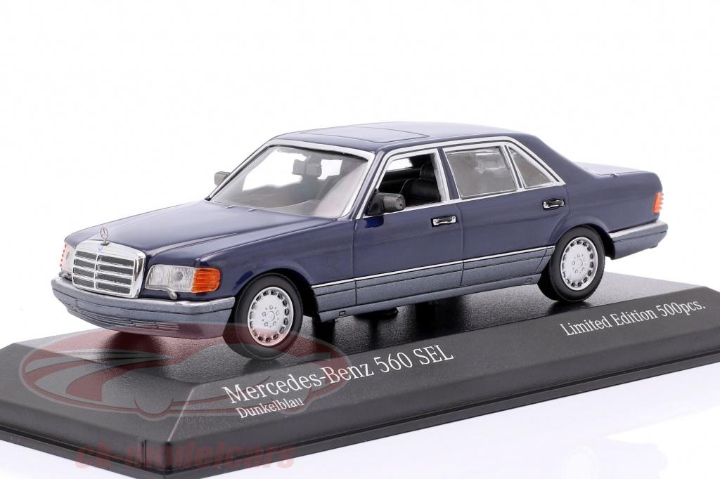 minichamps-1-43-mercedes-benz-560-sel-v126-ano-de-construccion-1990-azul-oscuro-943039303/