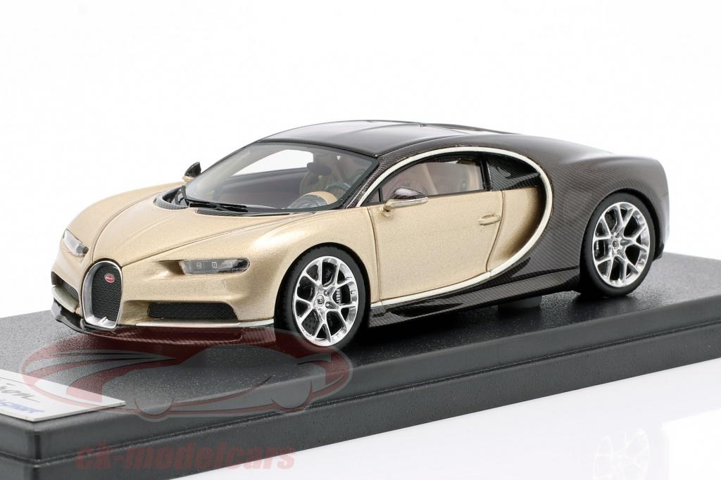 looksmart-1-43-bugatti-chiron-geneva-motor-show-2016-goud-bruin-ls459g/