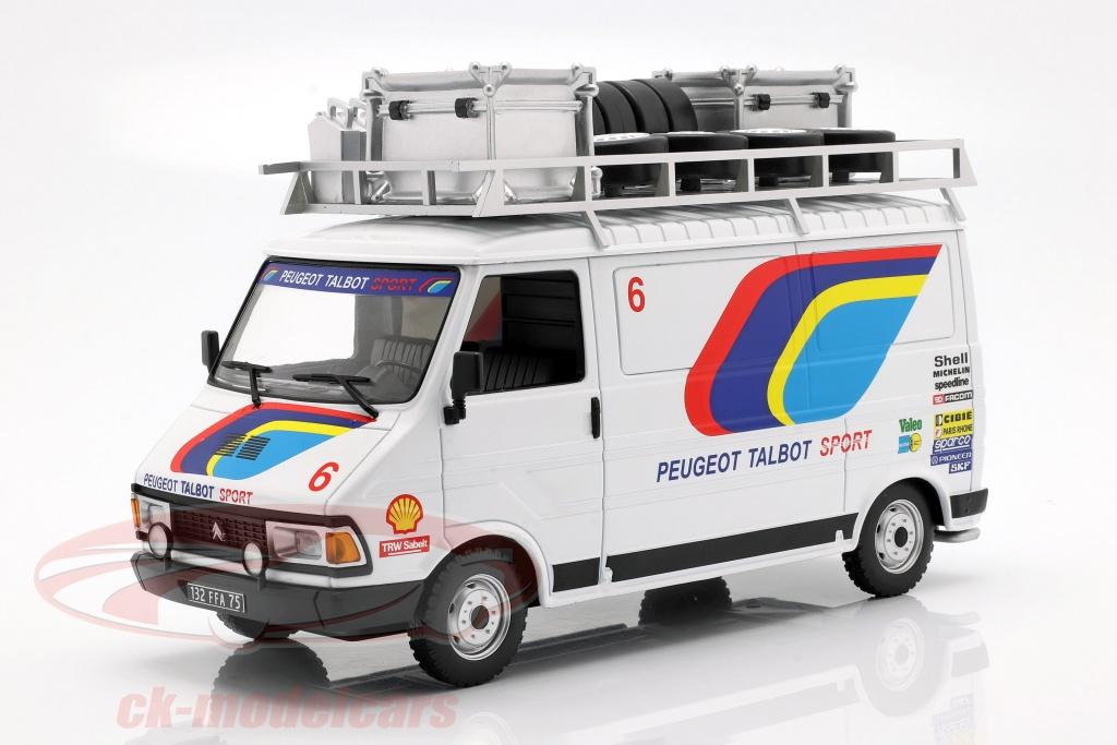 ixo-1-18-citroen-c35-peugeot-talbot-sport-rallye-assistance-year-1985-white-18rmc019x/