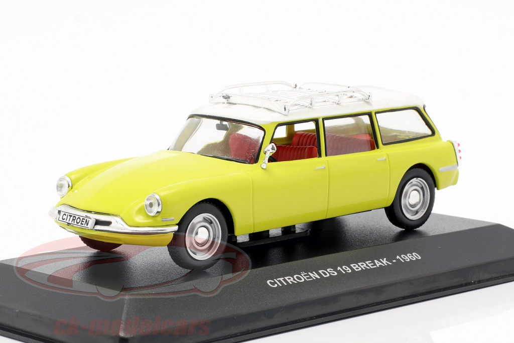 solido-1-43-citroen-ds19-break-year-1960-yellow-white-s4304400/