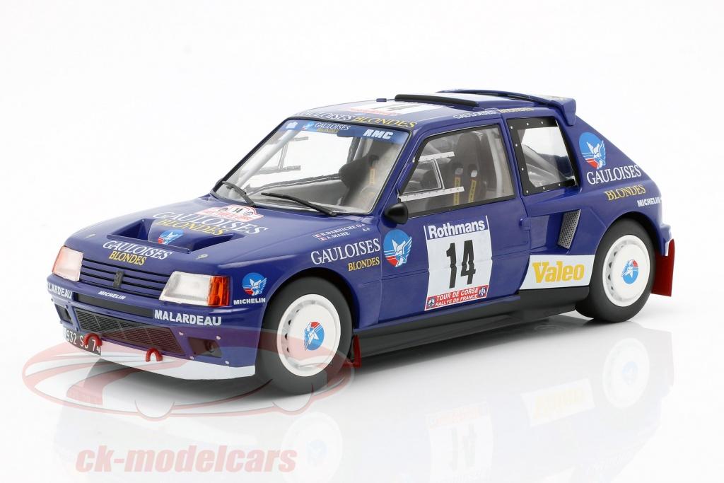 triple9-1-18-peugeot-205-t16-no14-rallye-tour-de-corse-1985-darniche-mahe-t9-1800205/