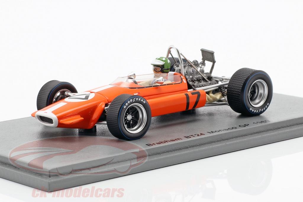 spark-1-43-silvio-moser-brabham-bt24-no17-monaco-gp-formel-1-1969-s5267/