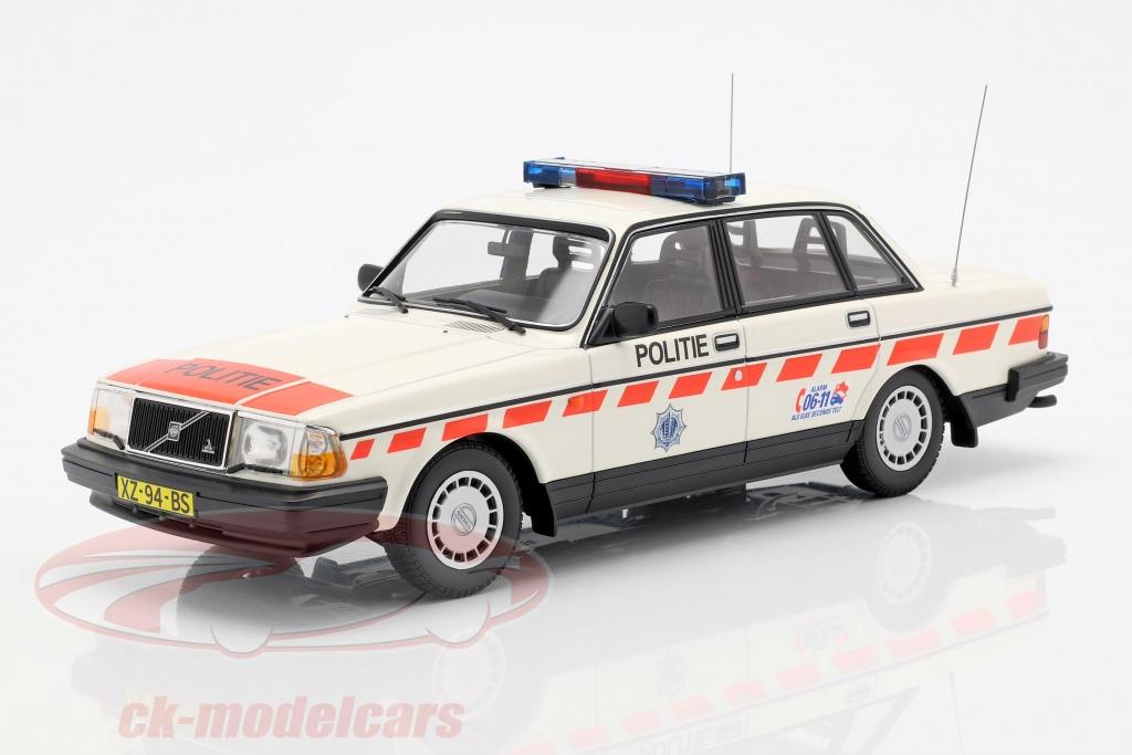 minichamps-1-18-volvo-240-gl-politi-holland-opfrselsr-1986-hvid-155171498/