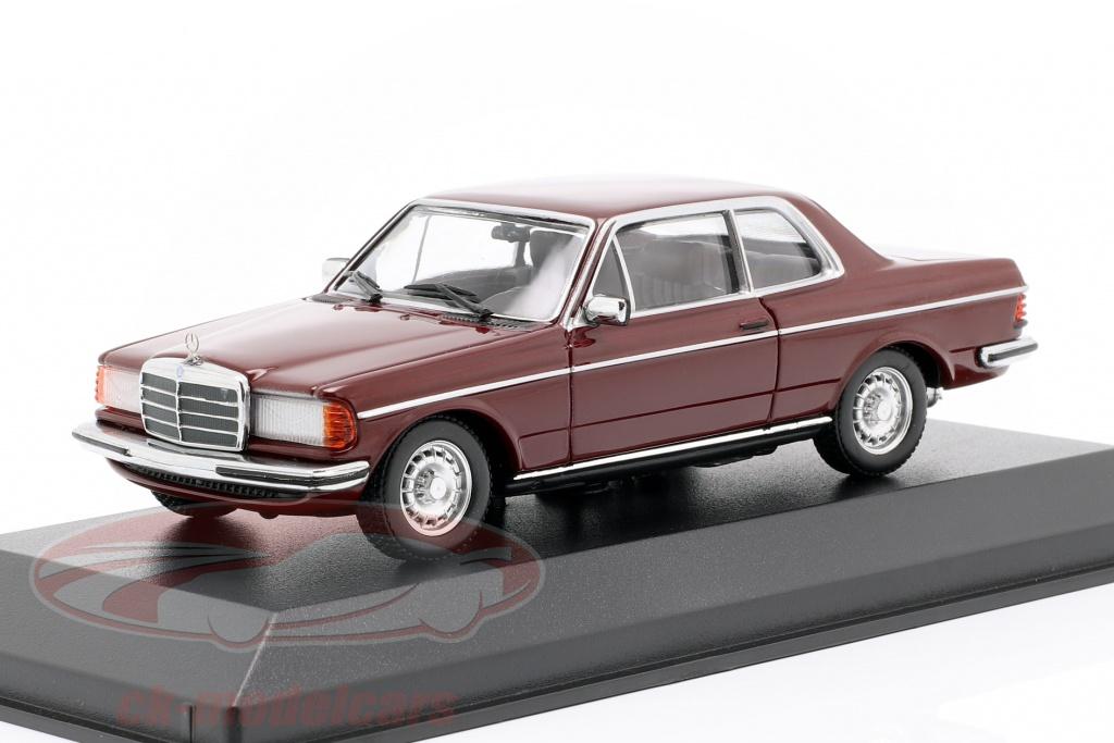 minichamps-1-43-mercedes-benz-230ce-w123-ano-de-construccion-1976-oscuro-rojo-940032221/