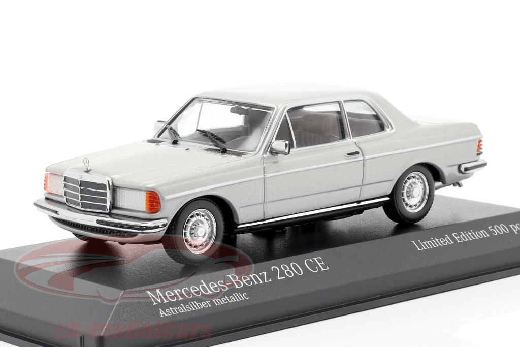 minichamps-1-43-mercedes-benz-280-ce-w123-bouwjaar-1976-astrale-zilver-metalen-943032223/