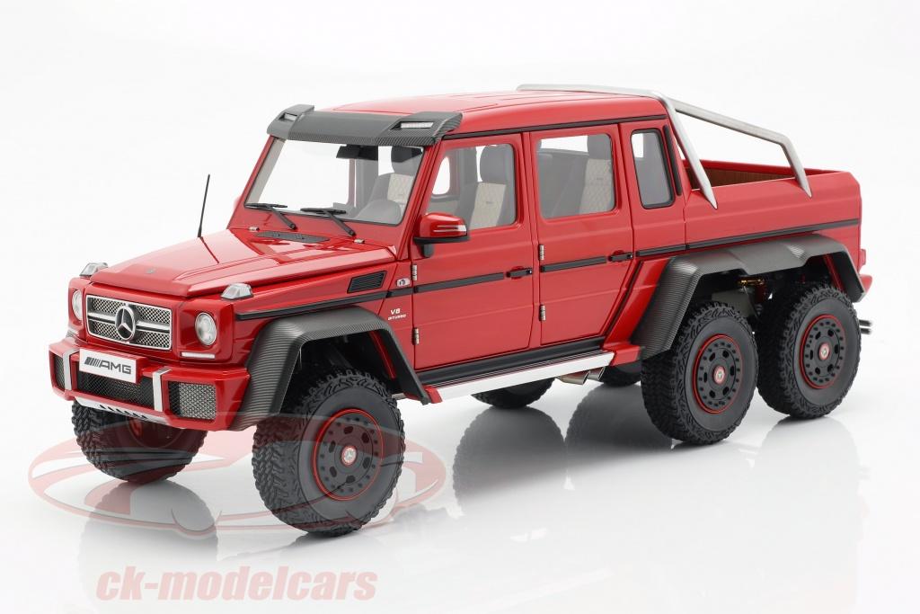 autoart-1-18-mercedes-benz-g63-amg-6x6-baujahr-2013-rot-76304/