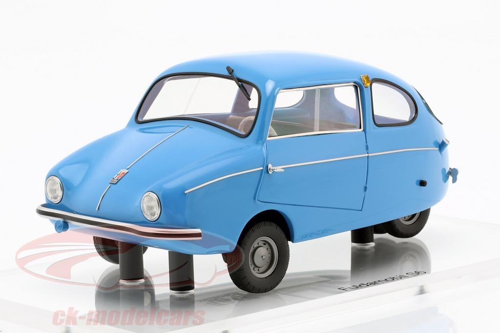 dna-collectibles-1-18-fuldamobil-s6-annee-de-construction-1956-bleu-dna000008/