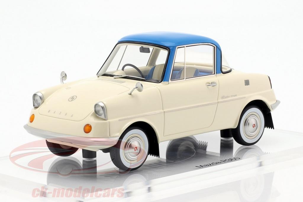 dna-collectibles-1-18-mazda-r360-annee-de-construction-1960-creme-blanc-bleu-dna000006/
