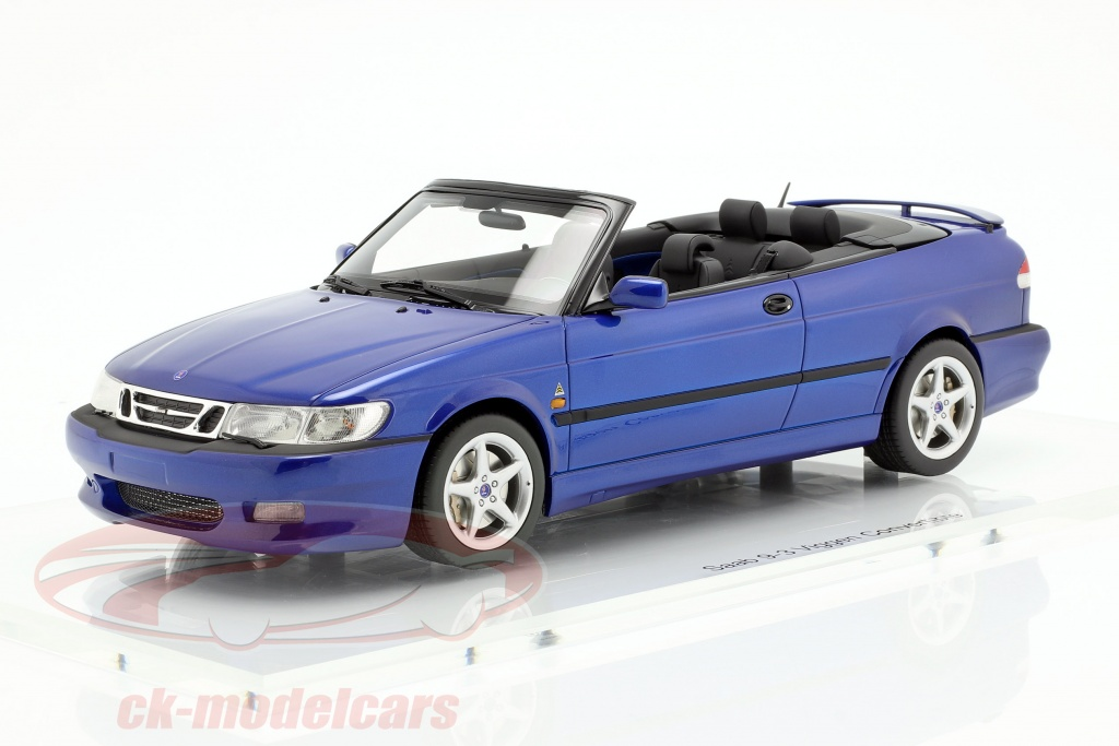 dna-collectibles-1-18-saab-9-3-viggen-convertible-annee-de-construction-1999-bleu-fonce-dna000001/