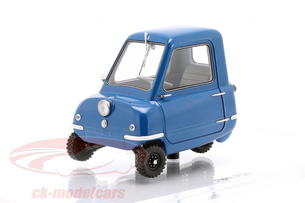 dna-collectibles-1-18-peel-p50-anno-di-costruzione-1964-blu-dna000010/
