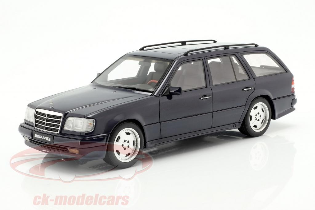 ottomobile-1-18-mercedes-benz-s124-amg-e36-ph3-bouwjaar-1995-donkerblauw-ot753/