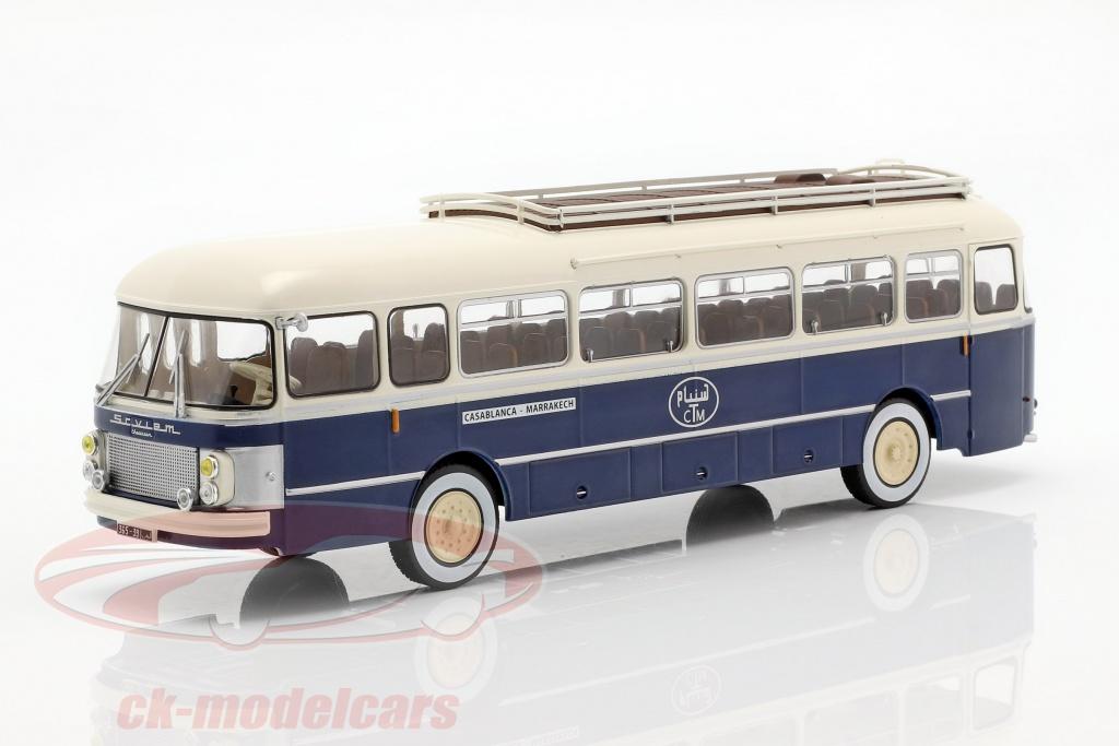 altaya-1-43-saviem-chausson-sc1-bus-frankrig-opfrselsr-1960-bl-creme-acbus071/
