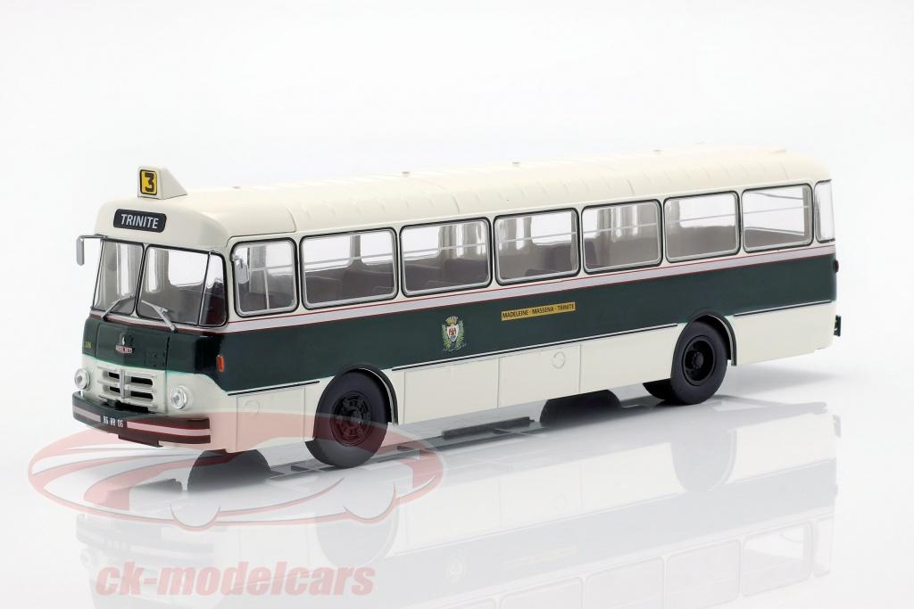 altaya-1-43-berliet-plr-8-mu-bus-frankrig-opfrselsr-1956-mrkegrn-hvid-acbus069/