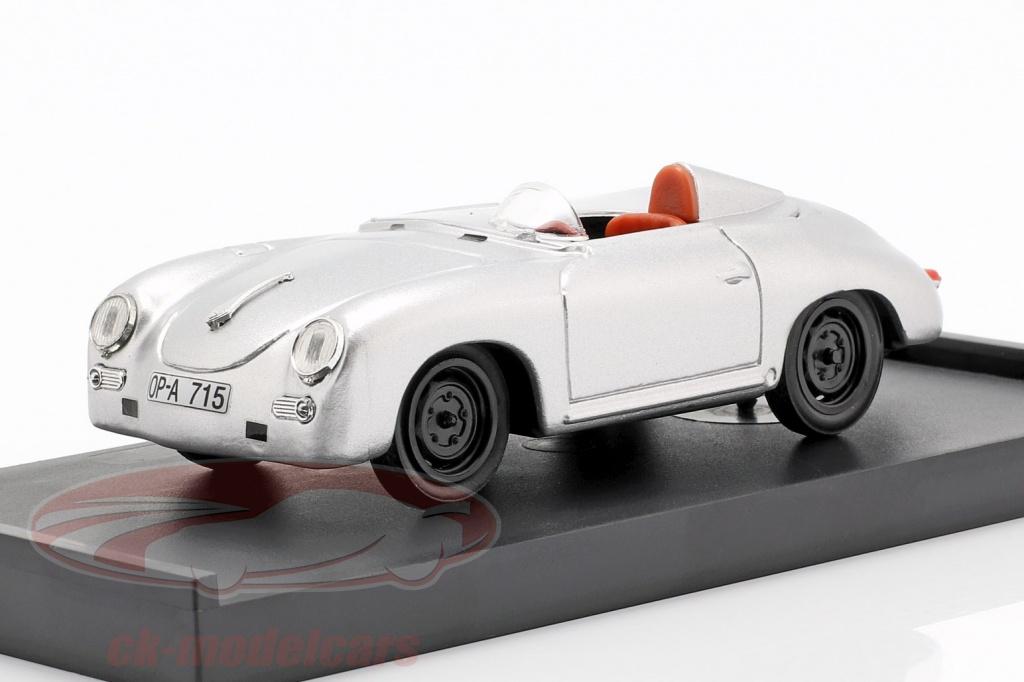 brumm-1-43-porsche-356-speedster-records-monza-1957-goetze-von-frankenberg-r384/