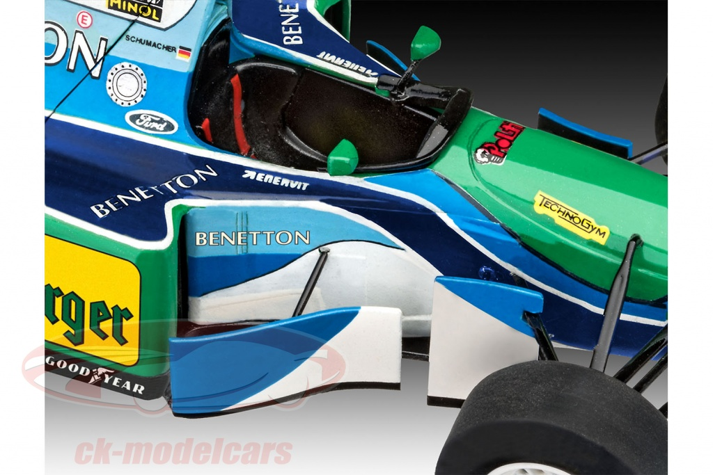 revell-1-24-25th-anniversary-benetton-ford-f1-kit-05689/