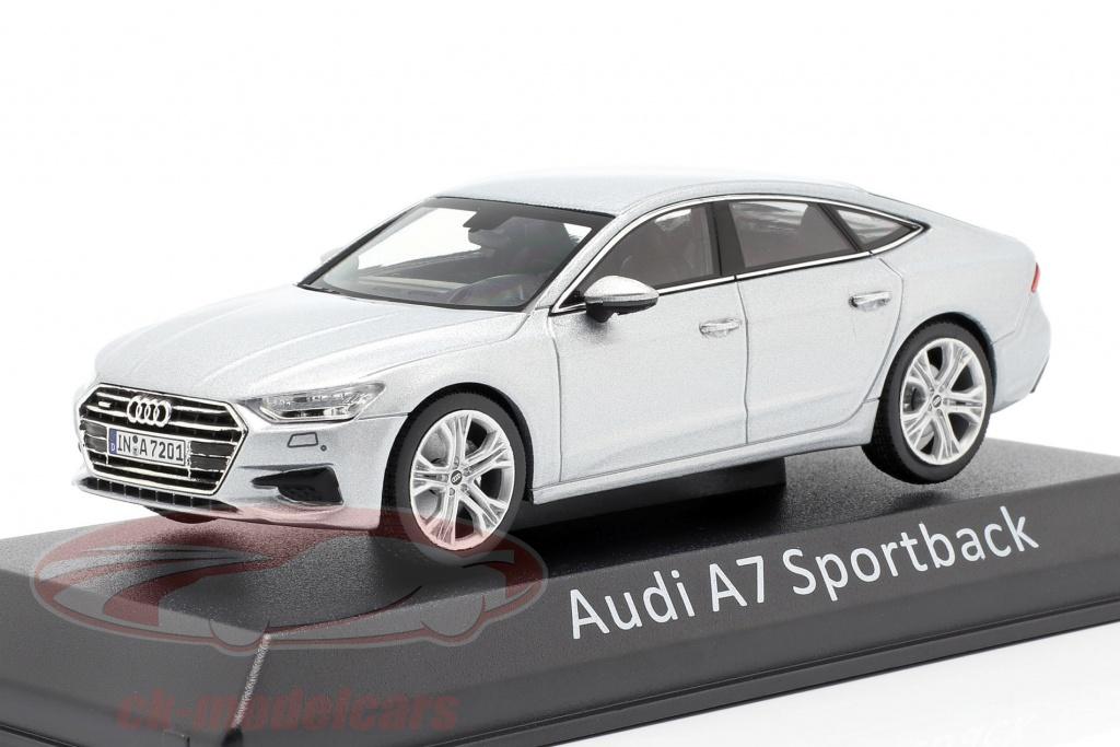 iscale-1-43-audi-a7-sportback-zilver-1430000000042/