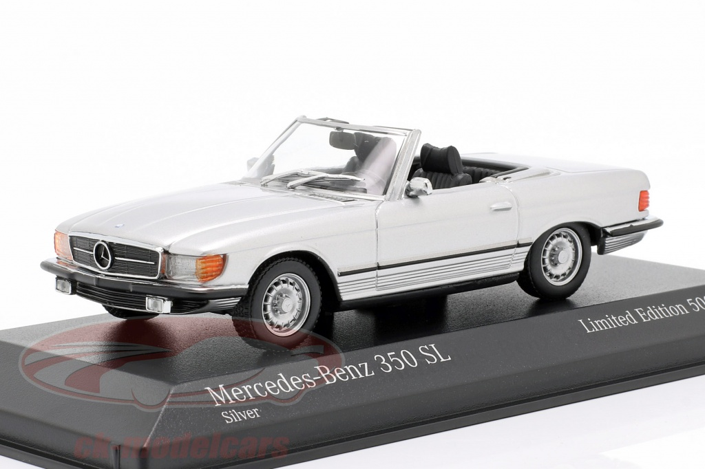 minichamps-1-43-mercedes-benz-350-sl-annee-de-construction-1974-argent-metallique-943033433/