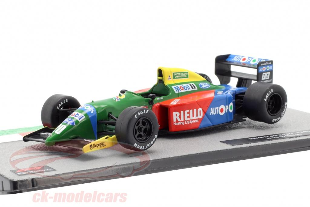 altaya-1-43-nelson-piquet-benetton-b190-no20-formula-1-1990-ck55734/