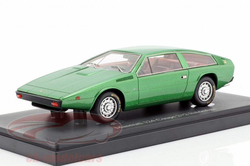 autocult-1-43-maserati-124-coupe-22-italdesign-ano-de-construccion-1974-verde-05028/