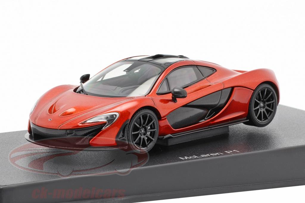 McLaren P1 2013-1:43 IXO Miniatur Modellauto Supercar SC3