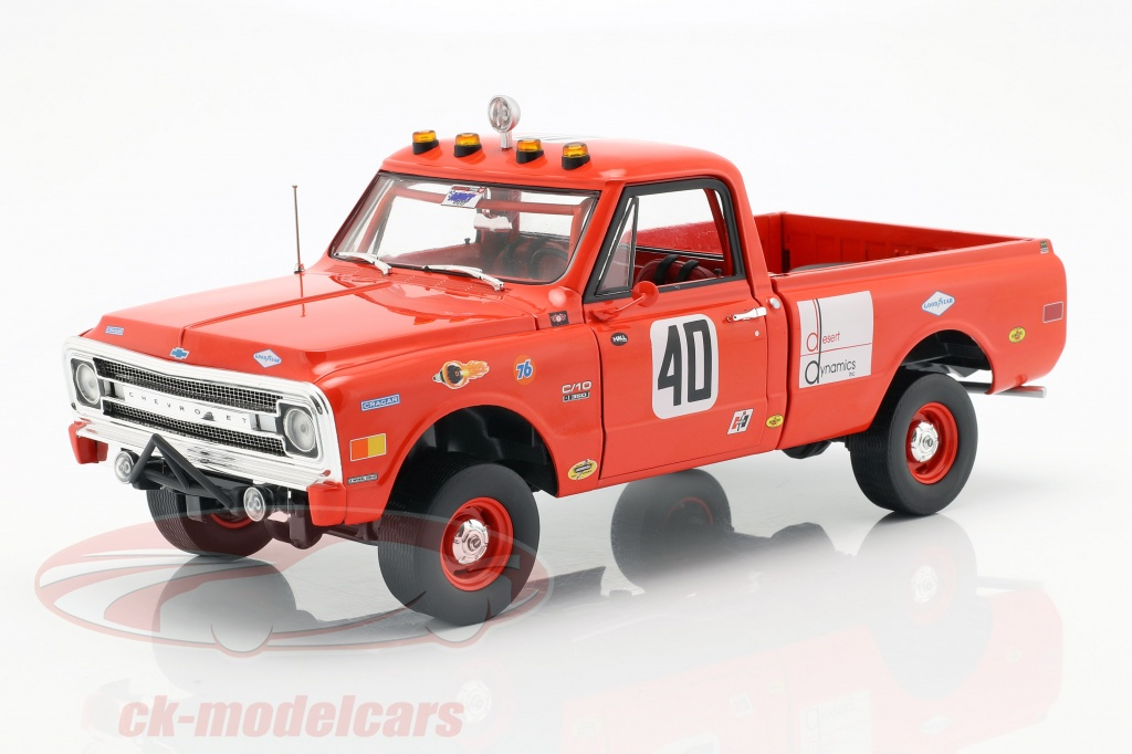 greenlight-1-18-chevrolet-c10-baja-1000-pick-up-truck-opfrselsr-1969-rd-hwy18007/