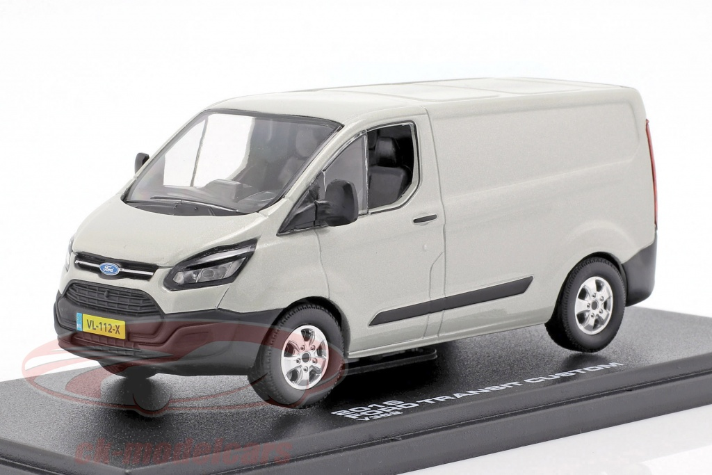 greenlight-1-43-ford-transit-custom-v362-bouwjaar-2016-zilver-metalen-51096/