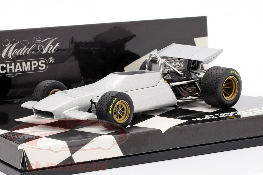 minichamps-1-43-de-tomaso-505-38-ford-factory-roll-out-formel-1-1970-400700099/