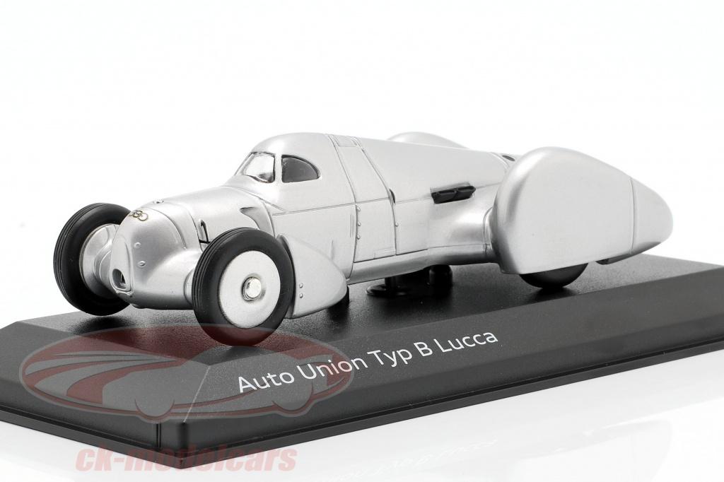 minichamps-1-43-auto-union-typ-b-lucca-zilver-5031300413/