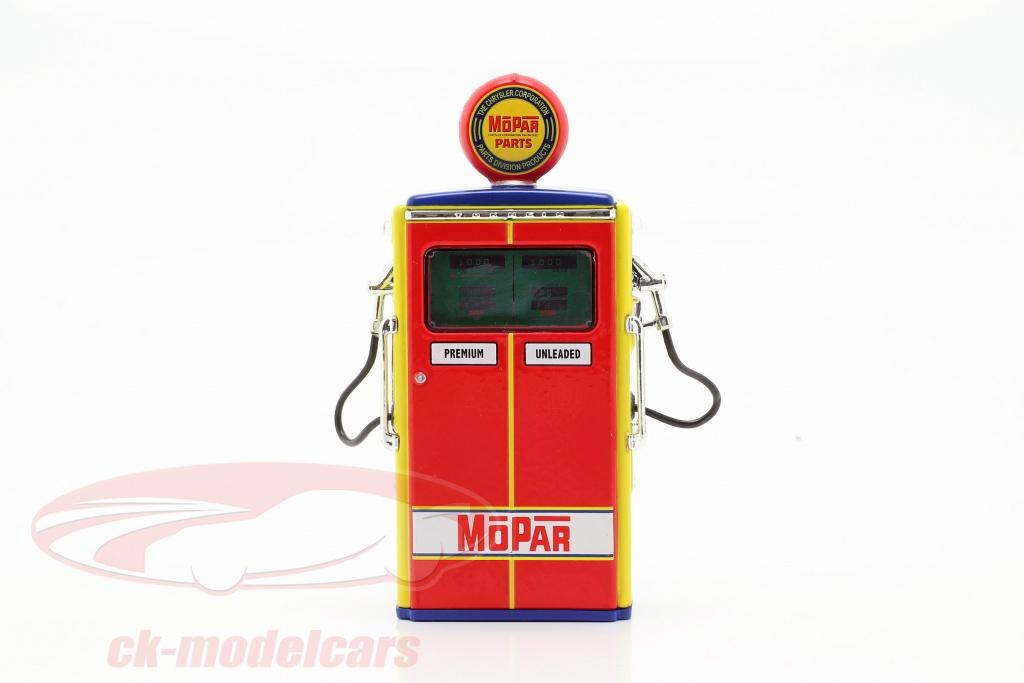 greenlight-1-18-gas-pump-mopar-parts-red-yellow-blue-green-14060-c-gruene-version/