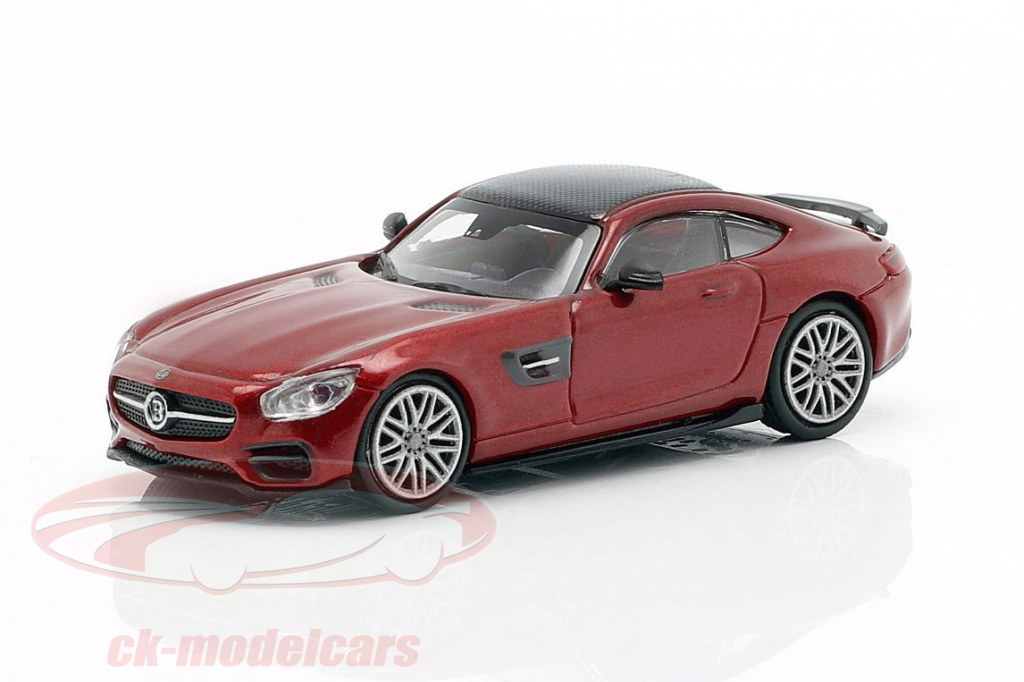 minichamps-1-87-brabus-600-based-on-mercedes-benz-amg-gt-s-year-2015-red-metallic-870037321/