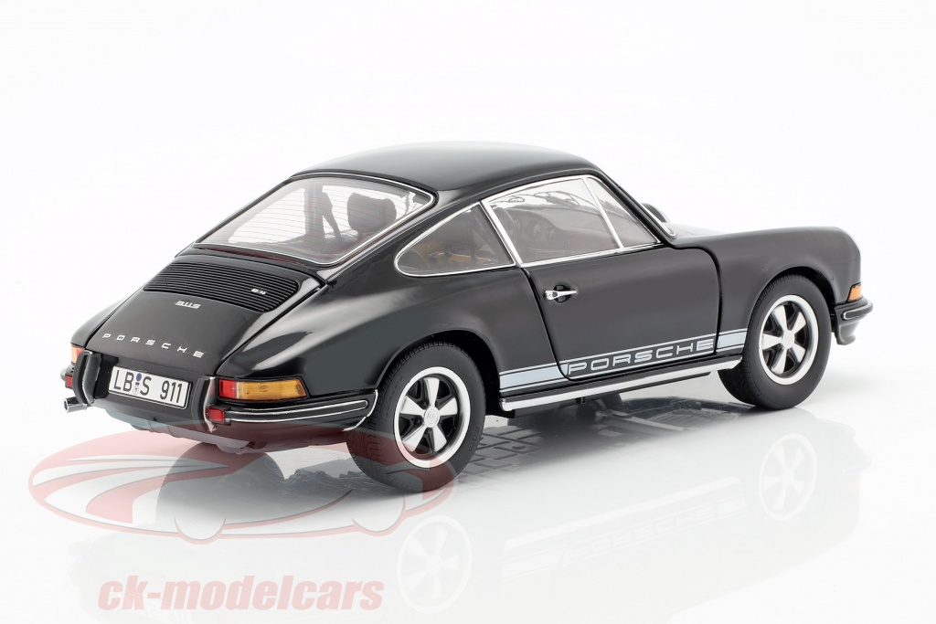 1:18 Schuco Porsche 911 S Targa rot 1973 NEU NEW