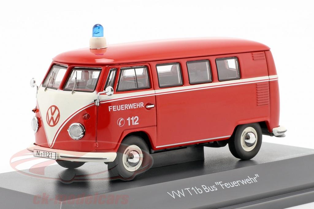 schuco-1-43-volkswagen-vw-t1b-bus-brandweer-rood-450368800/