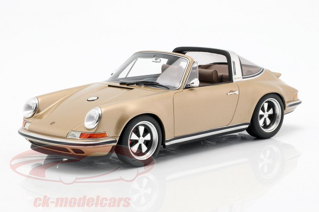 cult-scale-models-1-18-porsche-911-964-targa-singer-opfrselsr-1990-guld-cml106-2/