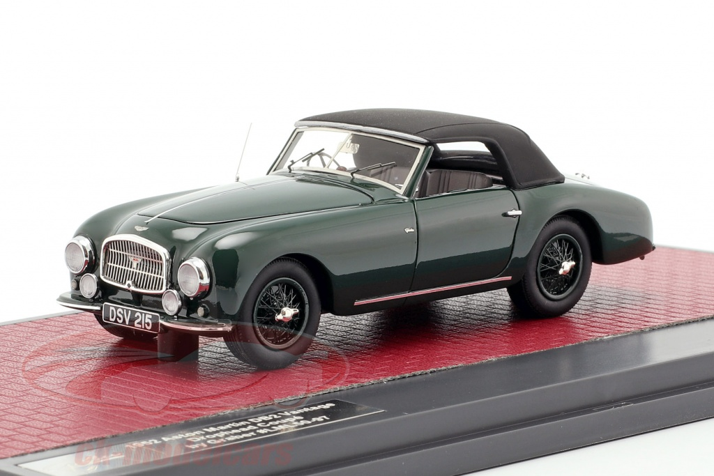 matrix-1-43-aston-martin-db2-vantage-dhc-drophead-coupe-lukket-top-1952-grn-mx50108-112/