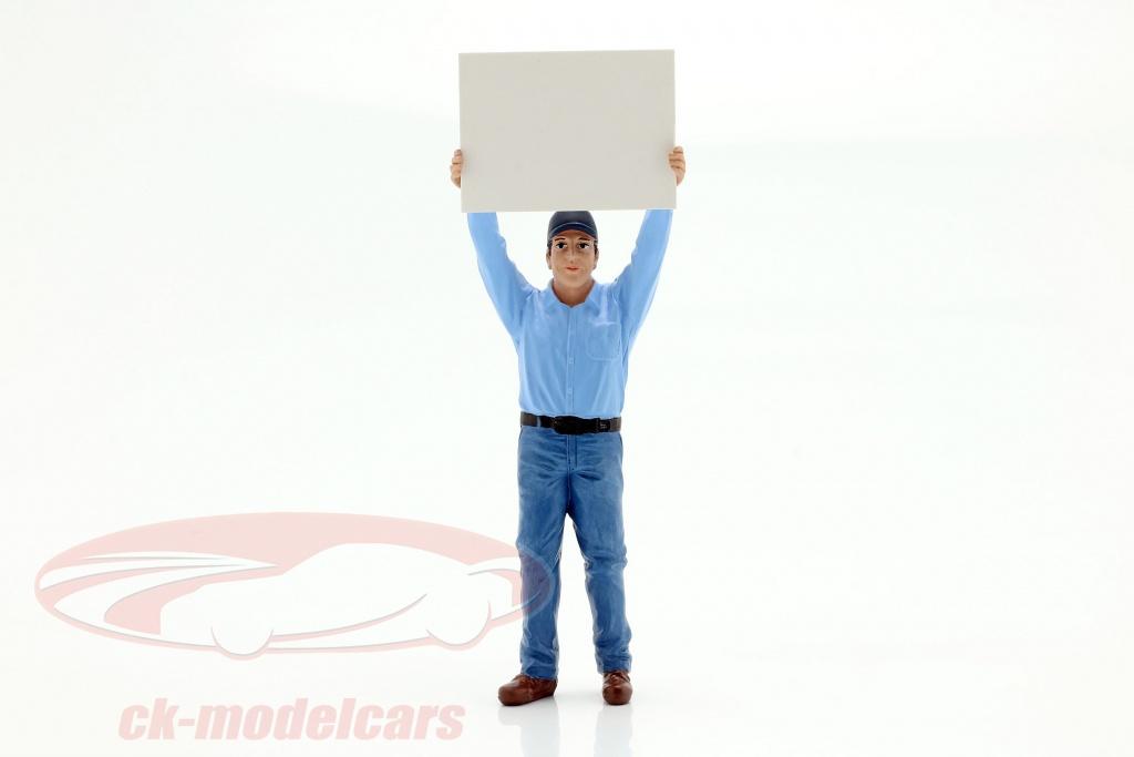 american-diorama-1-18-titular-de-reflectores-figura-ad77428/