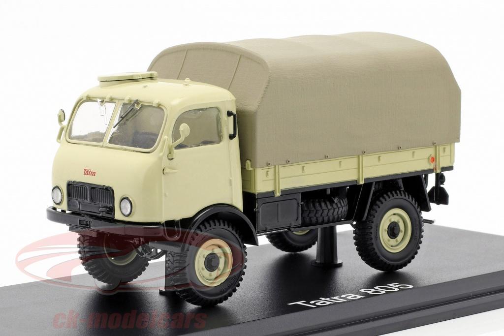 premium-classixxs-1-43-tatra-805-platform-truck-met-dekkleed-beige-pcl47090/