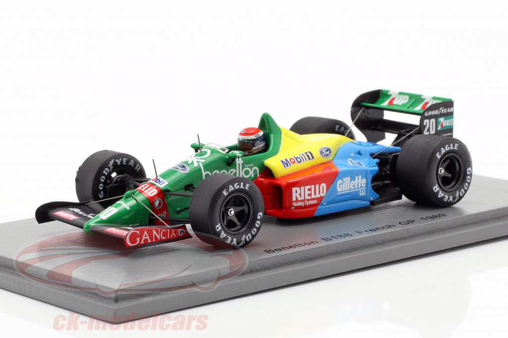 spark-1-43-emanuele-pirro-benetton-b188-no20-french-gp-formula-1-1989-s5206/