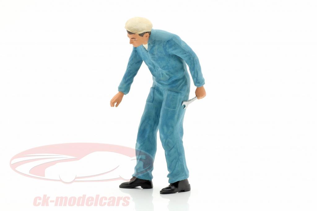 figurenmanufaktur-1-18-mecnico-com-azul-macacao-figura-ae180091/